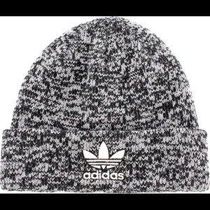 Adidas Trefoil II Knit Beanie Winter Hat